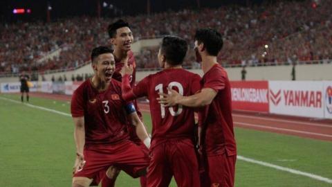 Hoãn trận vòng loại World Cup 2022: Tuyển Việt Nam lợi gì?