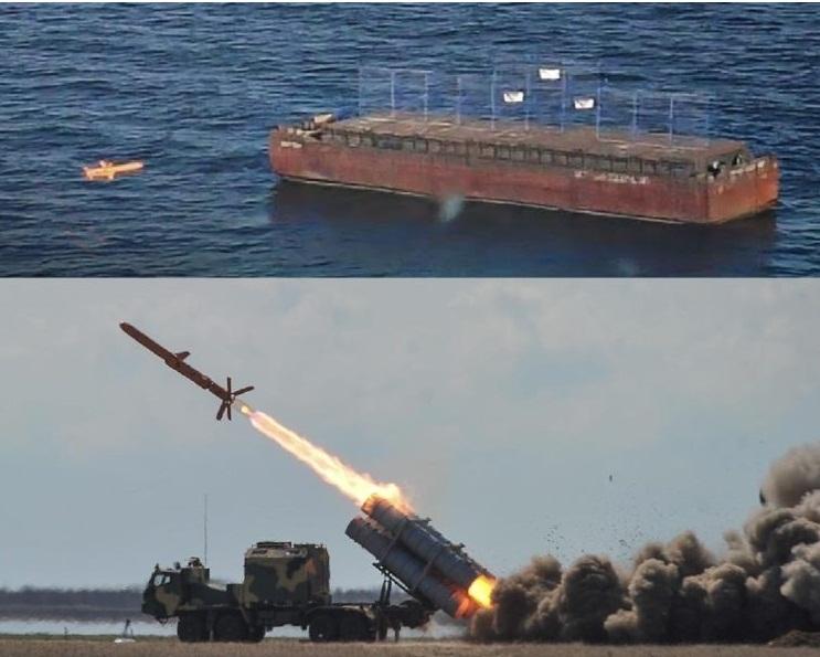 Cuộc thử nghiệm được thực hiện ở phía nam của khu vực Odessa đã cho thấy sức mạnh và tin cậy của dòng tên lửa bờ đối hải do Ukraine phát triển này. Trong vụ bắn thử, các đặc điểm kỹ chiến thuật, đặc biệt là tầm bắn và độ chính xác khi tấn công mục tiêu động trên biển đều được kiểm tra.