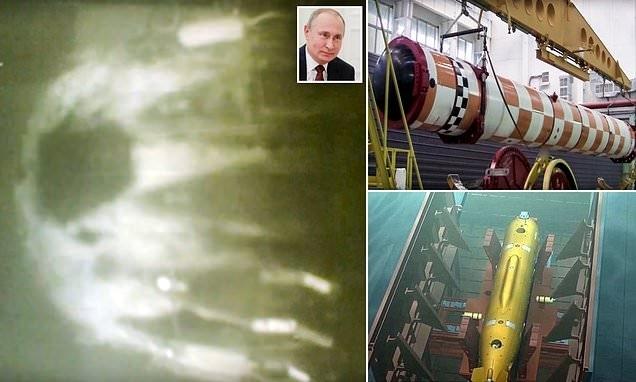 Về trang bị vũ khí, con tàu được trang bị 6 ống phóng ngư lôi dùng để phóng siêu ngư lôi hạt nhân Poseidon, 2 ống phóng ngư lôi 650 mm, phương tiện ngầm không người lái, thiết bị khảo sát đáy biển...