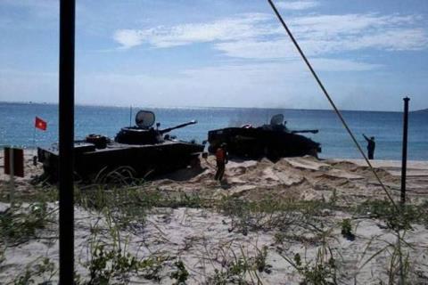 Bao Nga lai ngac nhien vi PТ-76 Viet Nam
