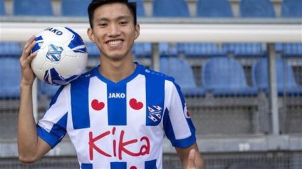 Nếu Văn Hậu về Việt Nam chơi bóng, vẫn phải ngồi ngoài