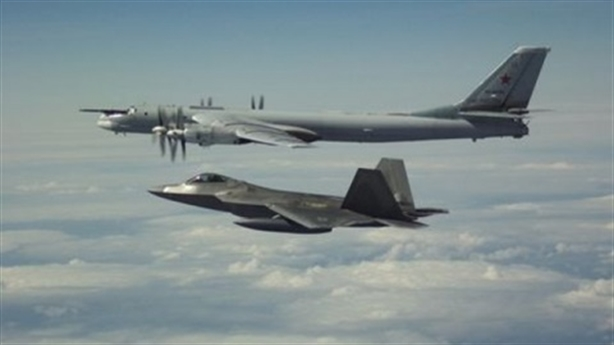 Mỹ điều thêm F-22 tới Alaska cố làm Nga 'khó chịu'