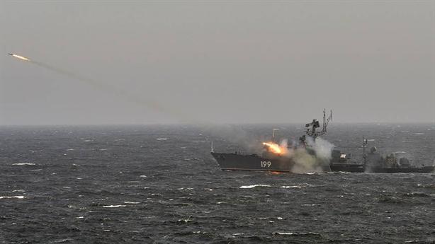 Nga diệt hạm, săn ngầm sát nơi chiến hạm Mỹ xuất hiện