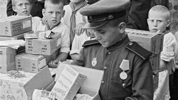 Trứng Roosevelt và thịt hộp, Liên Xô nhận sản phẩm Lend-Lease nào?