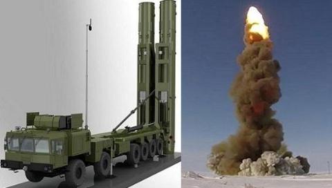 Hiện tại, các thử nghiệm về một số yếu tố đối với hệ thống tên lửa phòng không tầm xa S-500 Prometheus thế hệ tiếp theo của Nga (bao gồm cả bệ phóng của nó) đã hoàn thành.