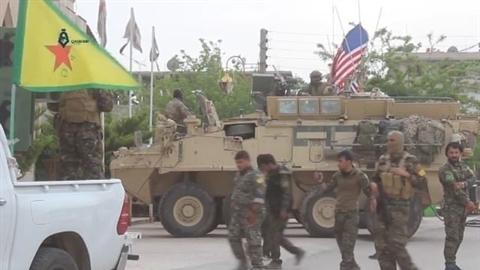 Mỹ và người Kurd đánh chiếm lại toàn bộ đông bắc Syria