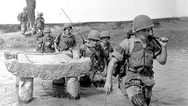 Lính lê dương và thảm họa của họ ở Điện Biên Phủ