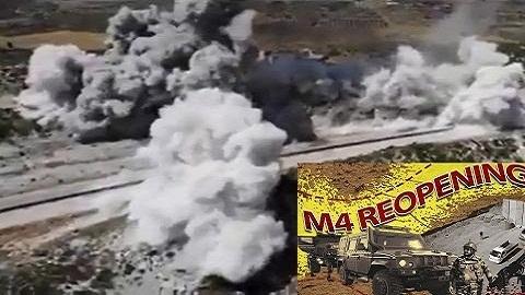 Thổ Nhĩ Kỳ bị đánh bom ở M4: Rước họa vào mình