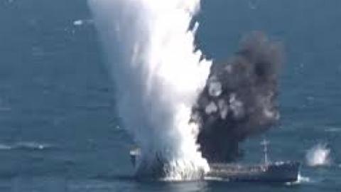 Thực hư Ai Cập bắn chìm tàu Thổ vi phạm lãnh hải?