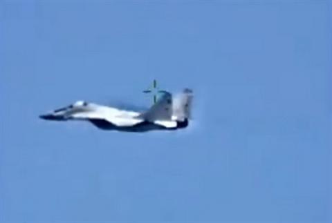 Tiem kich Myco chan MiG-29 Nga ngoai khoi Libya