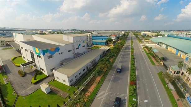 Doanh nghiệp Trung Quốc tăng mua BĐS công nghiệp Việt Nam