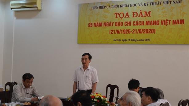 Báo chí LHH Việt Nam hoạt động đúng tôn chỉ, mục đích
