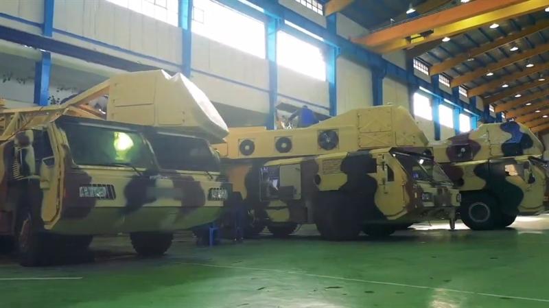 Theo hình ảnh được công bố, vũ khí thực hiện vụ bắn hạ chiếc Global Hawk và cũng được giới thiệu chính trong video kỷ niệm 1 năm diễn ra vụ việc là Khordad thế hệ 3.
