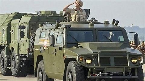 Nga đưa tên lửa đạn đạo Iskander trở lại Syria?