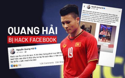 Quang Hai lo tin nhan nhay cam: 'Cau thu dang ao tuong'