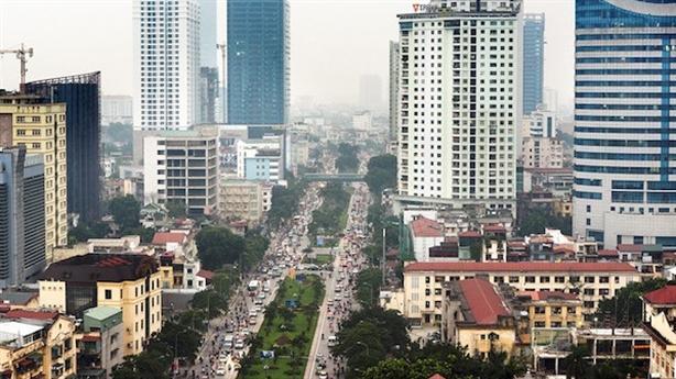 Khoanh vùng cấm xây nhà cao tầng trong nội đô