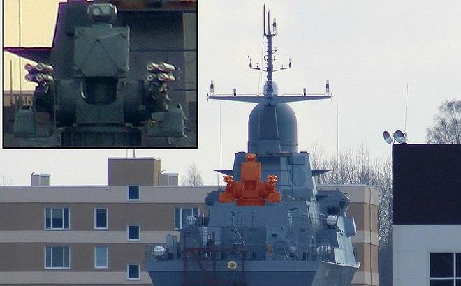 Tuyên bố trên được thông tấn Nga đưa ra khi tàu tên lửa cỡ nhỏ đầu tiên Project 22800 lớp Karakurt được trang bị hệ thống Pantsyr-M bước vào thử nghiệm nhà nước. \