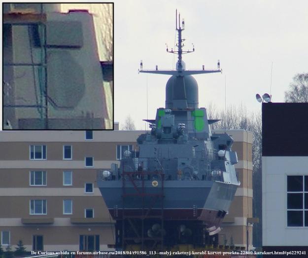 Hạm đội Baltic của Nga sẽ sớm nhận được một loạt sáu tàu tên lửa nhỏ Project 22800 được đóng tại Nhà máy đóng tàu Pella. Bốn người trong số đó sẽ được trang bị hệ thống tên lửa phòng không Pantsyr-M, chỉ huy hải quân Nga cho biết thêm.