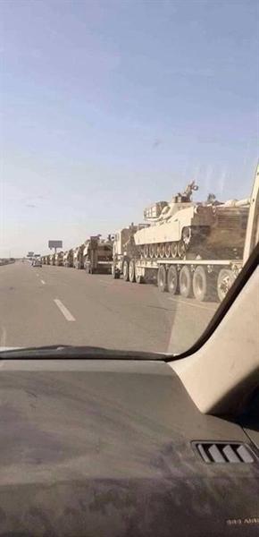 Có khoảng 30 chiếc chiếc Abrams đã được Ai Cập điều động đến Libya lần này. Như vậy tính cả số Abrams được triển khai trước đó tính đến nay số lượng tăng chiến đấu chủ lực này hiện diện ở Libya ít nhất lên tới con số 50 chiếc.