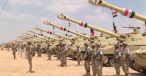 Theo hình ảnh được công bố, Ai Cập vừa điều thêm số lượng lớn xe tăng chiến đấu chủ lực Abrams do Mỹ sản xuất đến Libya để hậu thuẫn cho Quân đội Quốc gia Libya (LNA) trong cuộc chiến với liên minh Chính phủ Hiệp định quốc gia Libya (GNA) và Thổ Nhĩ Kỳ.