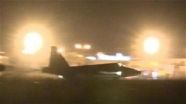 Tiêm kích Nga cất cánh chặn máy bay Israel tấn công Syria?
