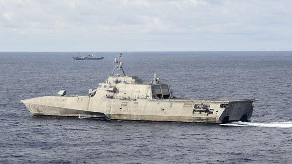 Thái độ và hành động của Mỹ trên Biển Đông: Bước ngoặt