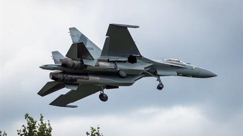 Su-35 Ai Cập tham chiến tại Libya khi chưa nhận bàn giao?