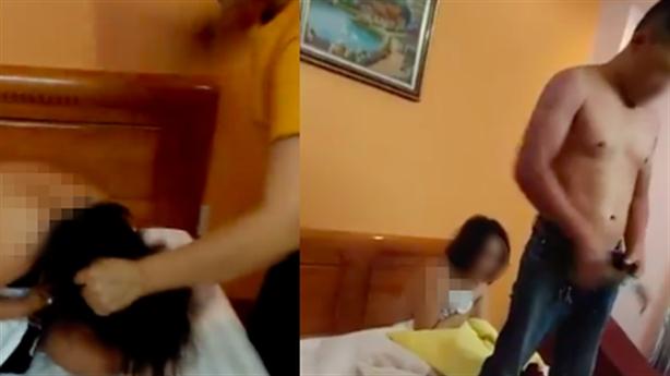 Bán dâm tại massage Thượng Hải, thu 2 sổ ghi chép