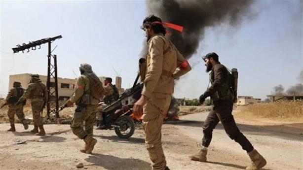 Quân đội Syria bắt đầu chiến dịch mới ở khu vực Idlib