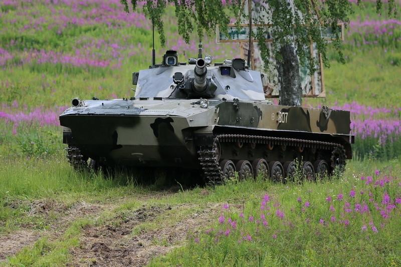 Tuyên bố trên được lực lượng Đổ bộ đường không Nga đưa ra sau cỗ tăng này được đưa vào vận hành và trải qua nhiều cuộc diễn tập tấn công bắn đạn thật.