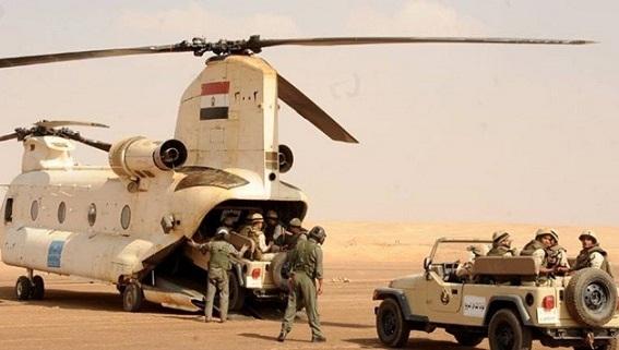 Ai Cập ẩn hiện trong bóng tối ở Syria?