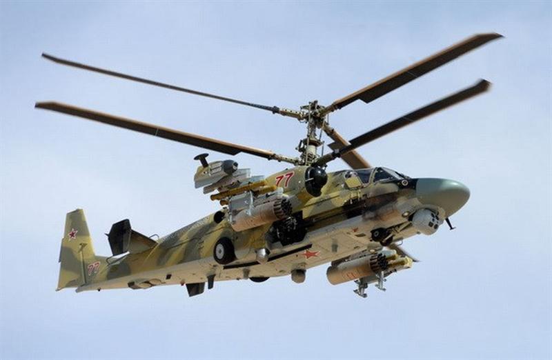 Không quân Nga quyết định trang bị cho trực thăng tấn công hệ thống radar quét mảng pha điện tử chủ động Active Electronically Scanned Array (AESA) V006 Rezets thế hệ mới. Quyết định được Nga đưa ra sau khi đánh giá kết quả thử nghiệm Rezets trên phiên bản Ka-52K.