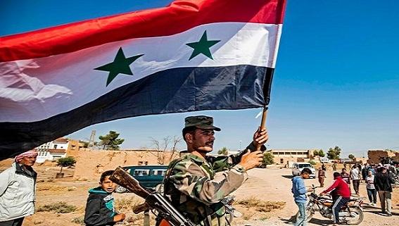 Các bộ lạc Arab quyết cùng Assad đánh Mỹ và SDF