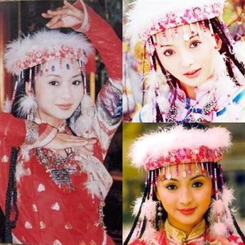 Không phải là diễn viên chính nhưng vai diễn Hàm Hương của Lưu Đan lại là một trong những nhân vật được yêu thích nhất trong Hoàn Châu Cách Cách.