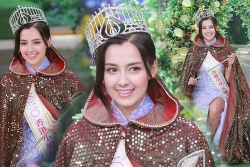 Hầu hết các cuộc thi sắc đẹp đều đang hoãn hoặc bị hủy nên cuộc thi Hoa hậu Hồng Kông (Trung Quốc) đang diễn ra nhận được rất đông sự chú ý.