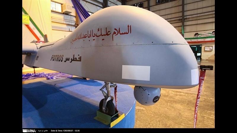 Quân đội Iran đã trang bị cho UAV Mohajer-6 những quả bom bên dưới mỗi cánh. Không những vậy, Iran còn trang bị cho máy bay không người lái Karrar một quả bom MK-82, loại bom đa năng không điều khiển với lực kéo thấp.