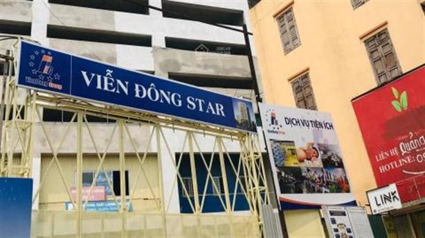Dân vào ở Viễn Đông Star khi chưa nghiệm thu PCCC?