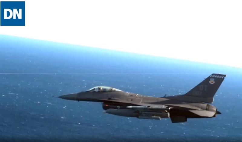 Chiến đấu cơ tham gia thử nghiệm là F-16C Fighting Falcon thuộc Phi đội Thử nghiệm và Đánh giá thứ 85 của Không quân Mỹ. Trong vụ thử đặc biệt này, tiêm kích F-16 đã không sử dụng tên lửa đối không thường thấy mà dùng rocket không đối đất AGR-20A. Cuộc đánh chặn được thực hiện trên vùng biển Vịnh Mexico - khu vực hoạt động của Căn cứ Không quân Eglin.