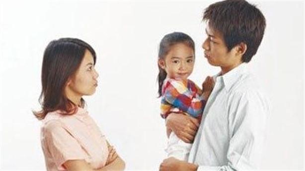 Vợ cũ nói với con những điều không đúng về tôi
