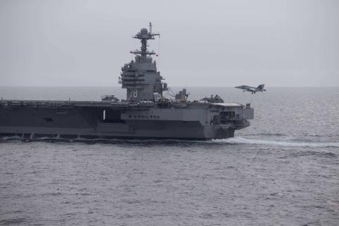 Thế nhưng chính giới quân sự Mỹ cũng thừa chưa lấy gì đảm bảo con tàu có thể vận hành với toàn bộ khả năng như thiết kế vào năm 2024.