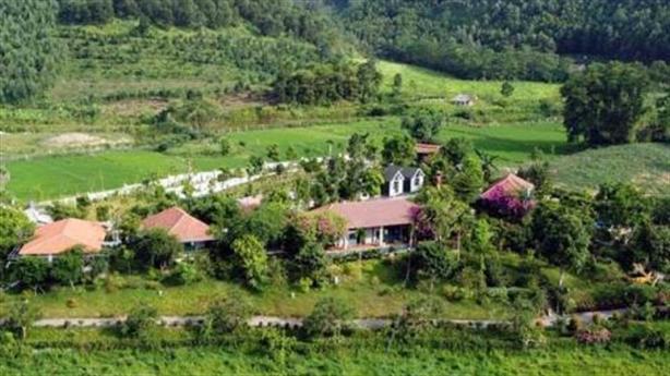 Vĩnh Phúc chỉ đạo xử lý khu nghỉ dưỡng Hidden Hill Resort