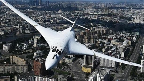 Mỹ chê kỷ lục bay thẳng của Tu-160 thua xa B-52