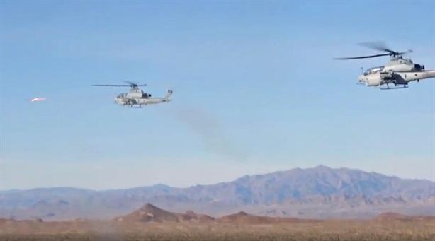 Trực thăng Mỹ đánh chặn chính xác gần tuyệt đối