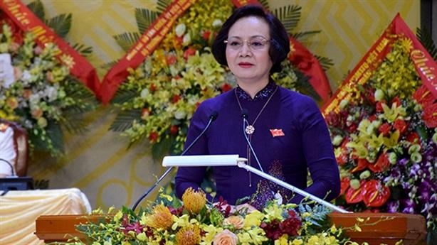 Bà Phạm Thị Thanh Trà làm Thứ trưởng Bộ Nội vụ