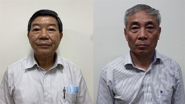 Bắt tạm giam nguyên Giám đốc BV Bạch Mai Nguyễn Quốc Anh