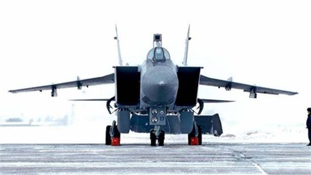 Tiêm kích MiG-41 thế hệ mới 'khóa chặt' Bắc Cực