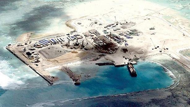 Quốc tế lên án Trung Quốc vi phạm luật trên biển Đông