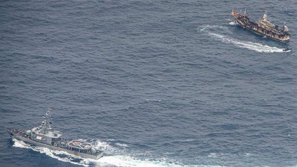 Tàu vét cá đại dương Trung Quốc hoành hành ở Peru