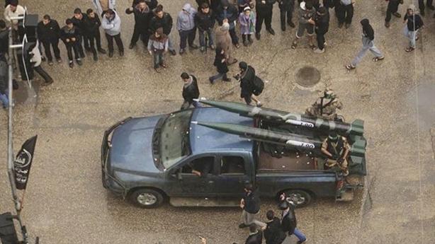 Vũ khí tối tân của Hamas khiến Israel căng thẳng