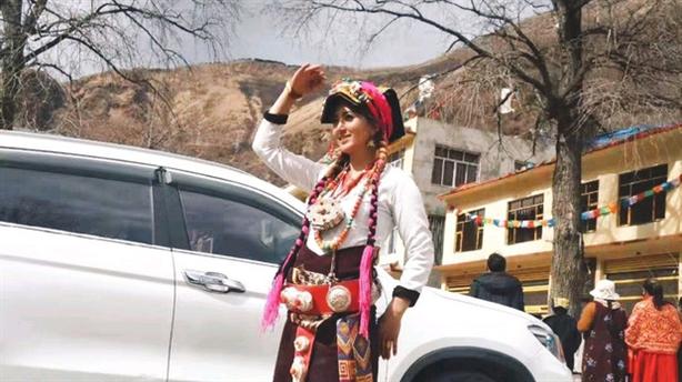 Người đẹp Trung Quốc bị chồng cũ thiêu: Kết buồn